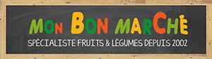 Mon bon marché, spécialiste fruits & légumes depuis 2020